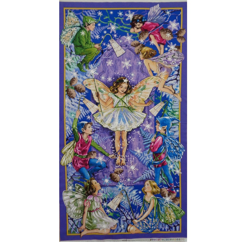 Enchanted Fairy Panel