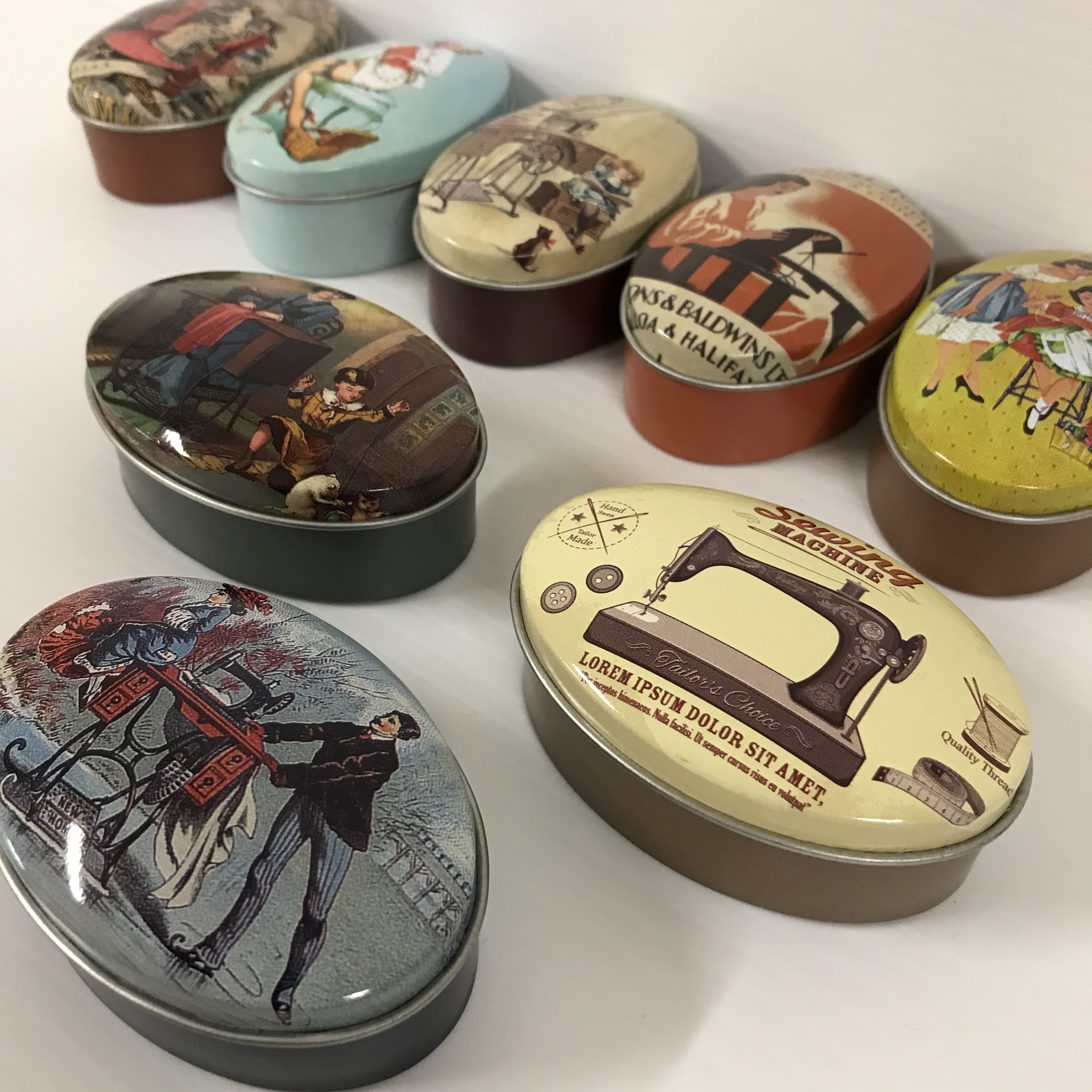 Sew Tasty Collectible Tins