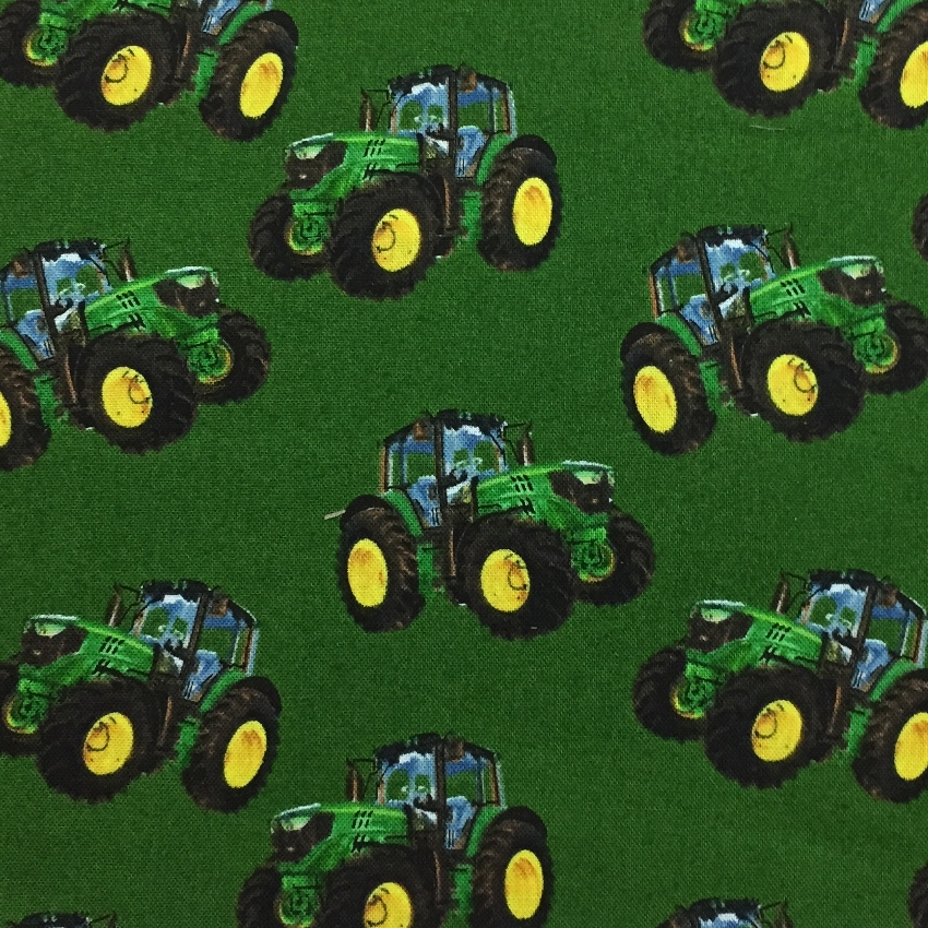 Farm Machines Tractor Toss Green
