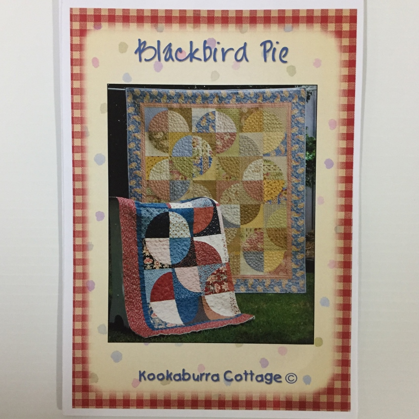 Blackbird Pie Pattern