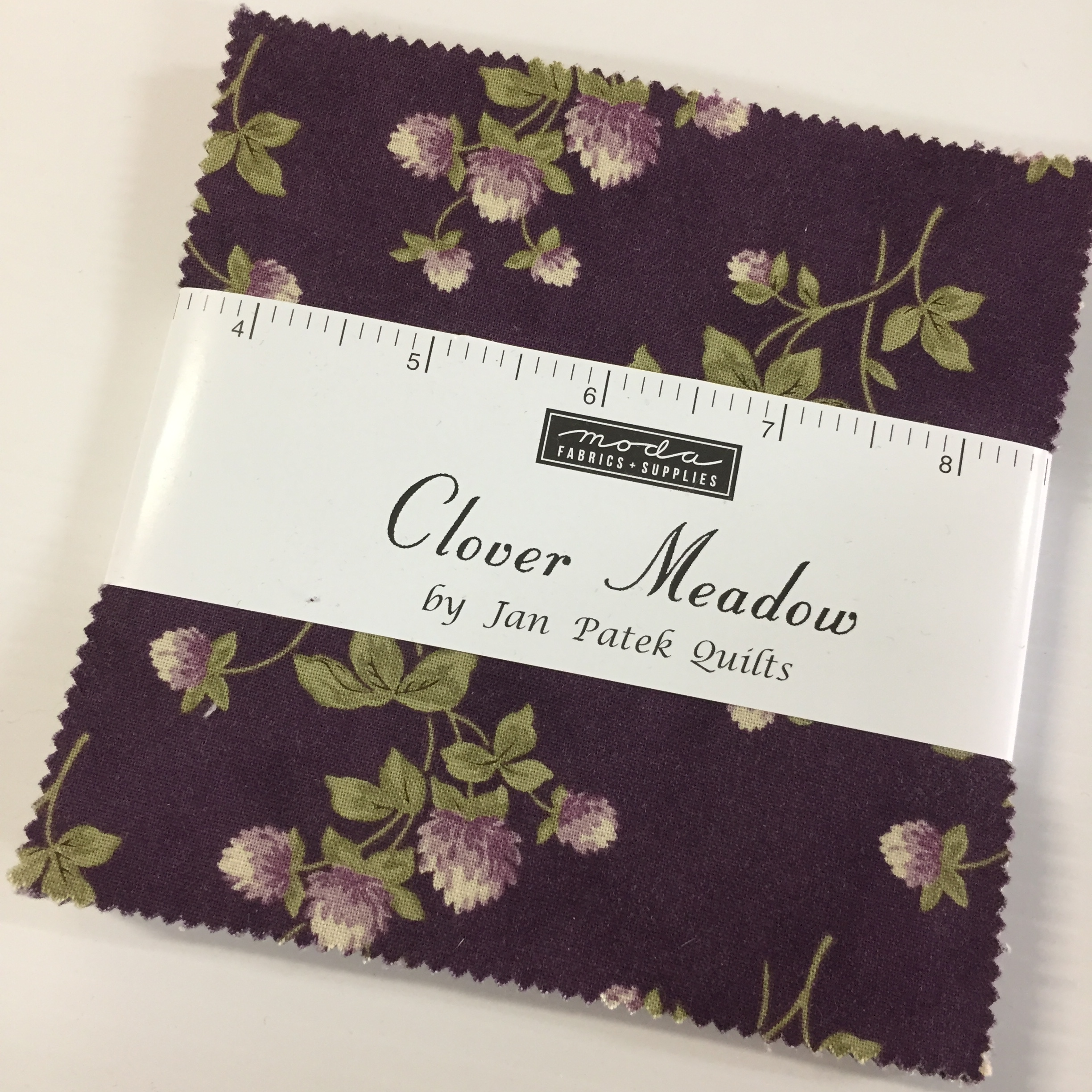 Clover Meadow Charm Squares