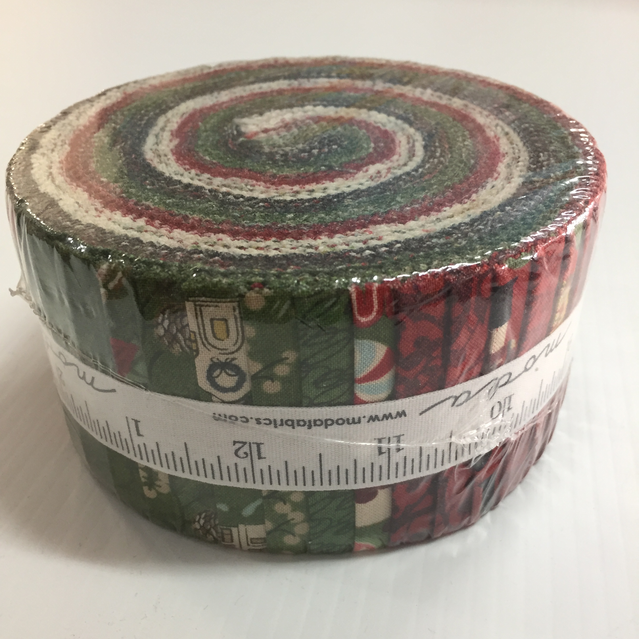 Winter Village Jelly Roll