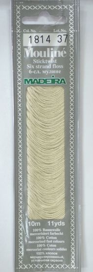 Col 1814 6 stranded Mouline embroidery thread