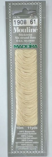 Col 1908 6 stranded Mouline embroidery thread