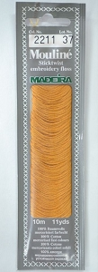 Col 2211 6 stranded Mouline embroidery thread