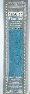 Col 2506 6 stranded Mouline embroidery thread