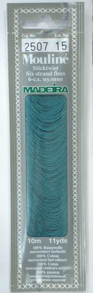 Col 2507 6 stranded Mouline embroidery thread
