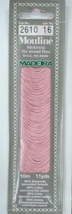 Col 2610 6 stranded Mouline embroidery thread