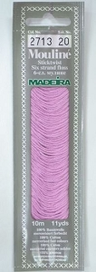 Col 2713 6 stranded Mouline embroidery thread