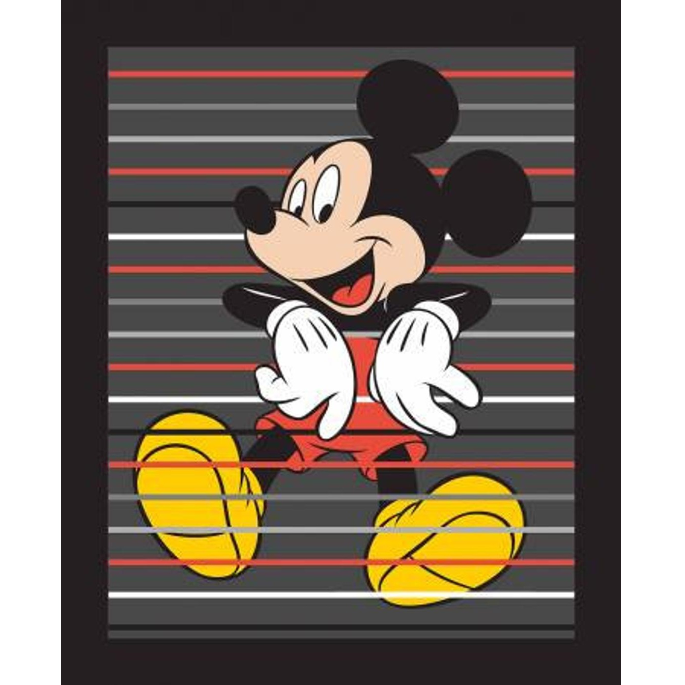 Mickey Mouse On the Ropes Panel