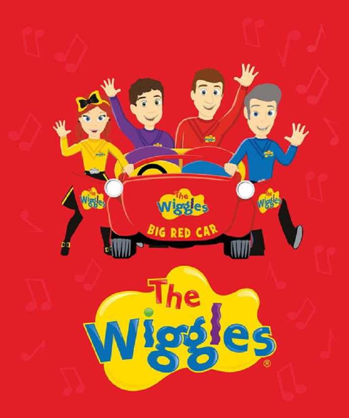The Wiggles Red Panel