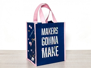 Shopping bag Makers Gonna Make