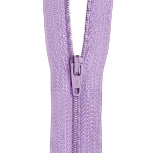 30cm Dress zip Lavender
