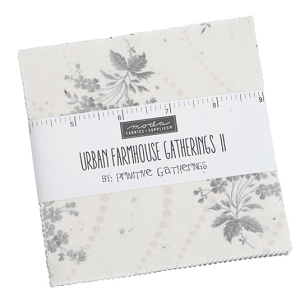 Urban Farmhouse Gatherings II Charm Squares