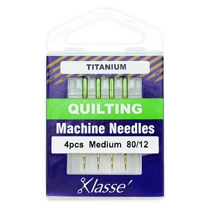Klasse Titanium Embroidery machine needles