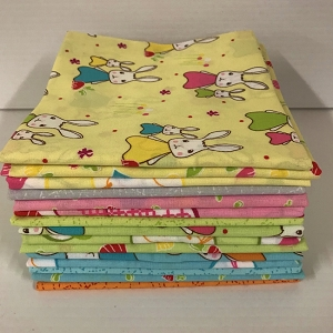 Bunny Trail 15 Fat Quarter Pack