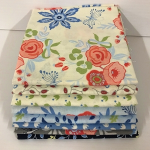 Bloomsbury 8 Fat Quarter Pack
