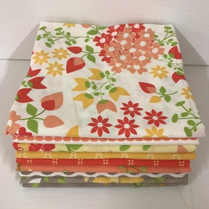 Sundrops 9 Fat Quarter Pack