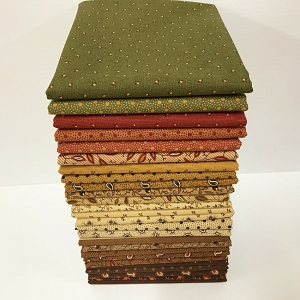 Spice It Up 26 Fat Quarter Pack