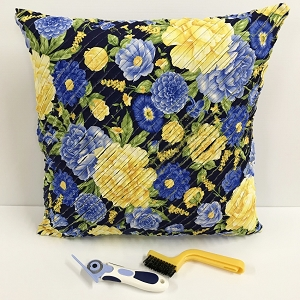 Chenille Cushion Fabric Kit