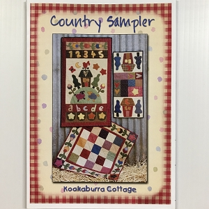 Country Sampler Pattern