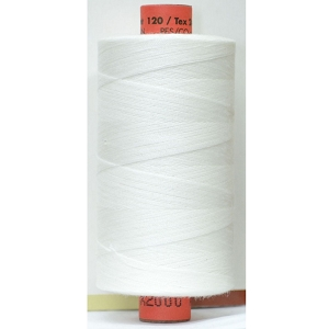 Rasant Thread 1000m Colour X2000 WHITE