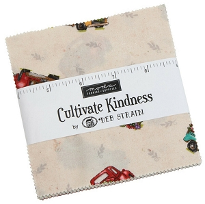 Cultivate Kindness Charm Squares