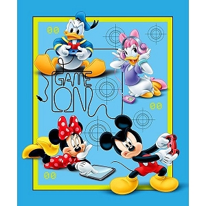 Mickey Mouse Game on Panel