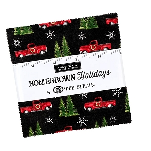 Homegrown Holidays Charm Squares