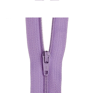 Dress zip 51cm / 20 Lavender