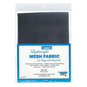 Lightweight Mesh Fabric Navy