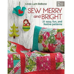 Sew Merry and Bright BOOK