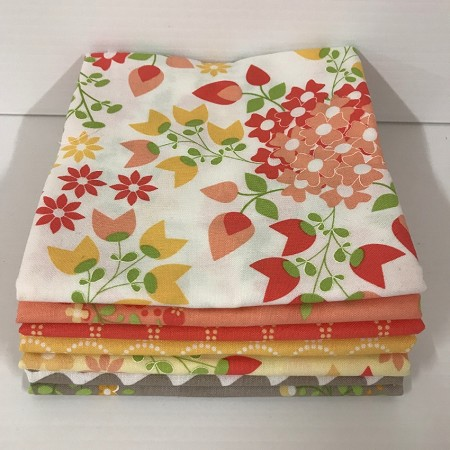 Sundrops 7 Fat Quarter Pack