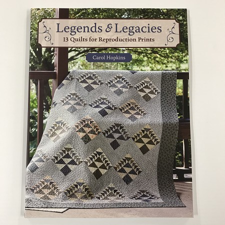 Legends & Legacies BOOK