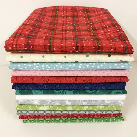 Better Not Pout Fat Quarter pack (14)