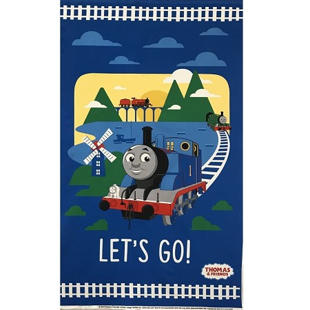 Thomas & Friends Blue Panel