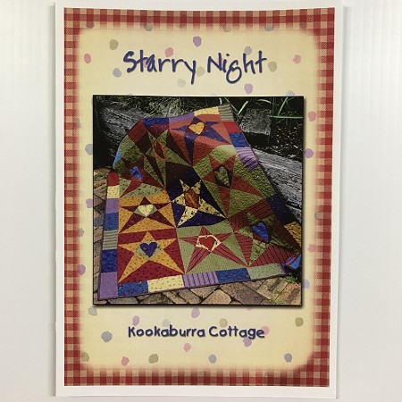 Starry night Pattern