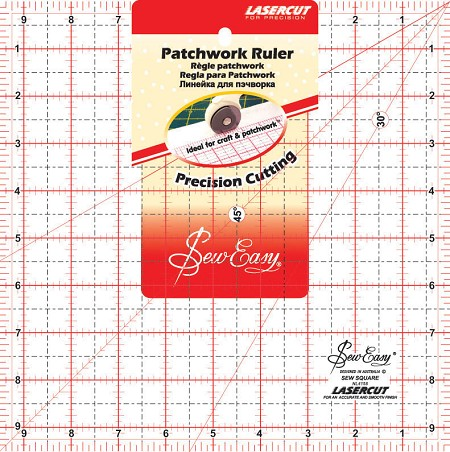 Quilters Ruler 9.5