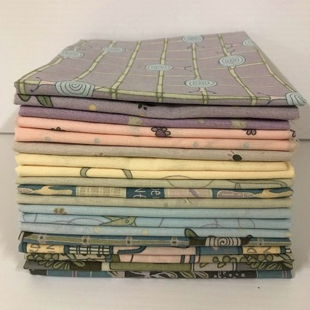 Potting Shed 19 Fat Quarter Pack