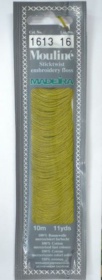 Col 1613 6 stranded Mouline embroidery thread