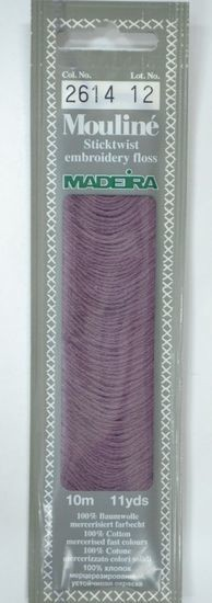 Col 2614 6 stranded Mouline embroidery thread